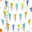 图库照片: Celebration background