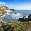 Dorset Jurassic Coast — Stock Photo