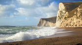 Dorset coast — Stock Photo