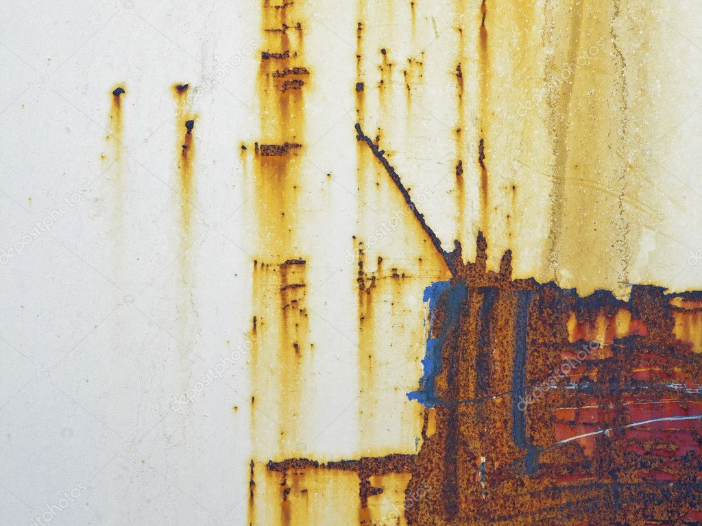 A photography of a rusty plate background — Stock Photo #2108516