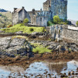 Eilean Donan Castle - Foto Stock