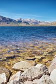 Scottish lake — Stock Photo