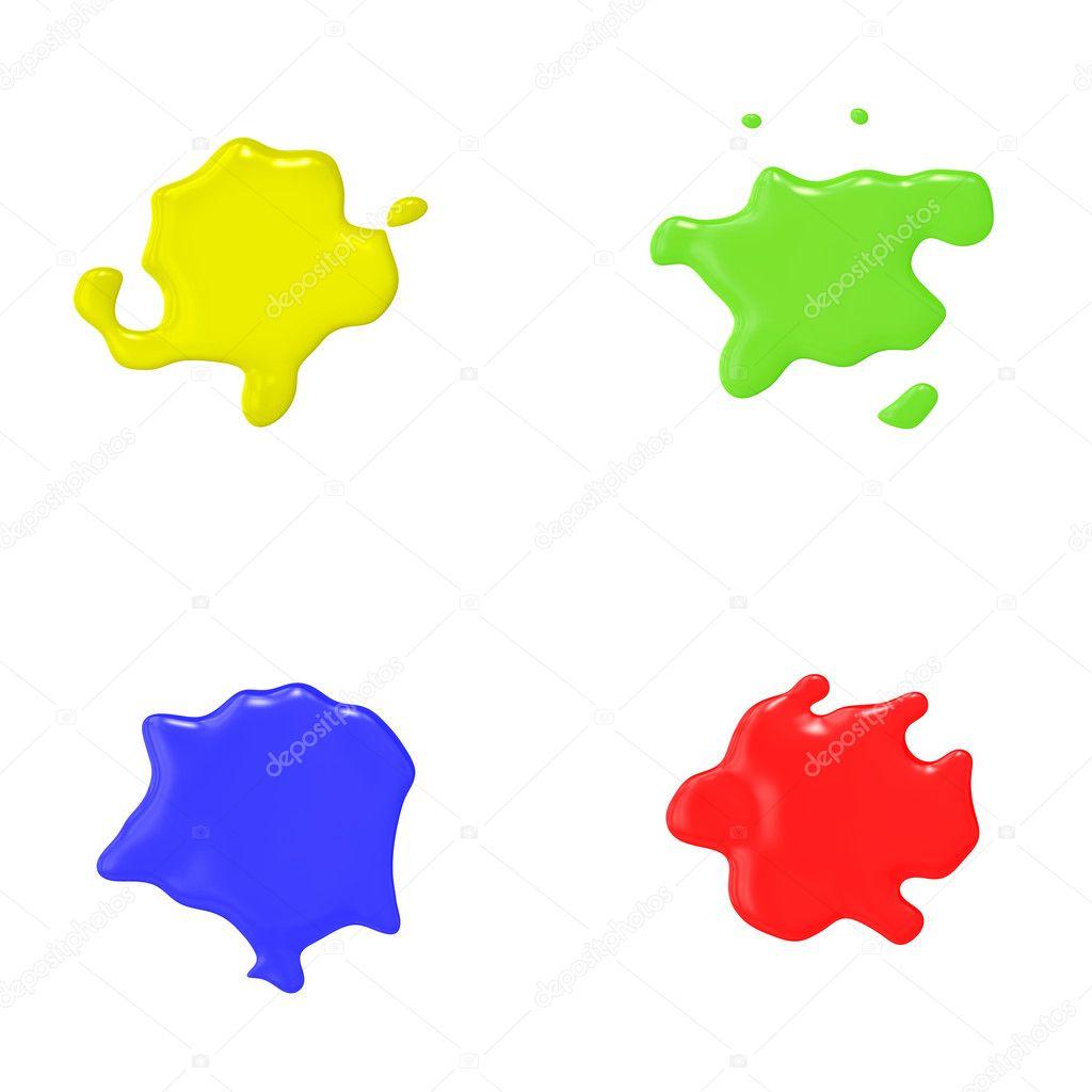 Color splash stock image pictures