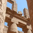 luxor temple — Stock Photo