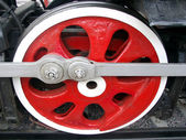 Wheel — Foto Stock