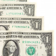 Stock Photo: American dollars