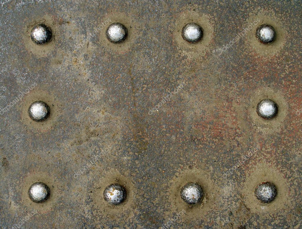 3d textured rivets wallpaper background - photo #20
