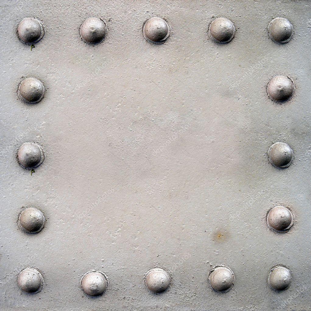 3d textured rivets wallpaper background - photo #16