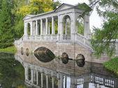 The stone bridge — Stock Photo