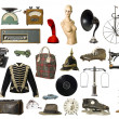 Vintage products — Stock Photo