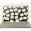 Laptop with with empty post-its — Stock Photo #2027381