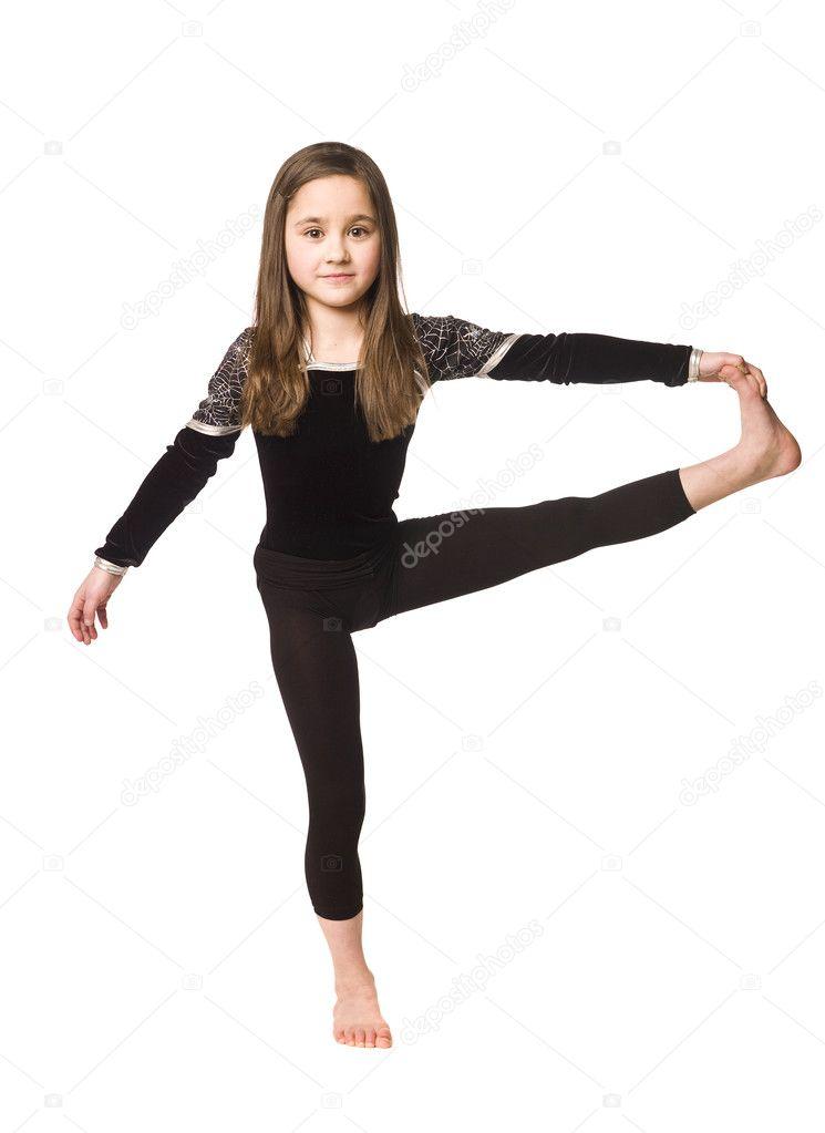from Judson porno girl do gymnastic