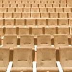 Empty seats — Stock Photo #2041273