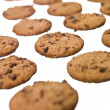 Stock Photo: Multiple cookies