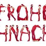 Frohe Weinachten — Stock Photo #2066707