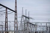 электростанция — Стоковое фото