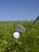 Piłeczki do golfa — Zdjęcie stockowe