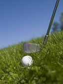 Golf outside — Stock Photo