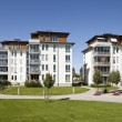 Apartment buildings - Stockfoto