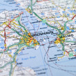 Map — Stock Photo #2669874