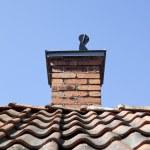 Brick chimney — Stock Photo #2670188