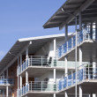 Balconys - Stock Photo