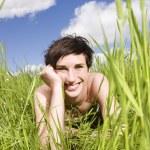 Smiling woman — Stock Photo #2671185