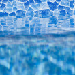 Royalty-Free Stock Photo: Texture from a swimming pool