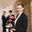 Stock Photo: Business woman