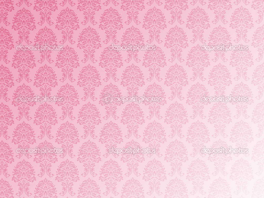 Pattern in pink for Valentine's day and cards for marriages — Stock Photo #2026016