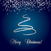 Christmass card — Stock Vector