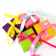 Colorful gift boxes — 图库照片 #2086526