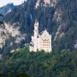 Neuschwanstein castle — Stock Photo #2459863
