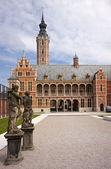 Arquitetura flamenga — Fotografia Stock