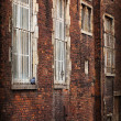 Old and durty brick wall — Stock Photo #2519158