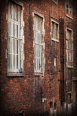 Old and durty brick wall — Stock Photo