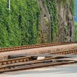 Rails - Stock Photo