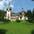 Romanian castle — Stockfoto