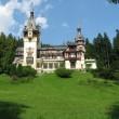 Romanian castle — Stock Photo #2186291