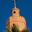 Stock Photo: Church Tower