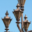 Stock Photo: Street-lamp
