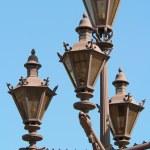 ulice lampa — Stock fotografie