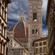 Royalty-Free Stock Photo: Il Duomo From Street