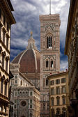Il Duomo From Street — Stock Photo