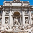 Royalty-Free Stock Photo: Trevi Fountain Close