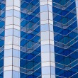Blue and Grey Windows — Stock Photo