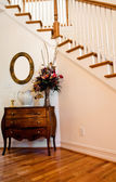 Foyer by Stairs — Stock Photo