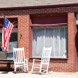 Stock Photo: Old AmericAntique Shop