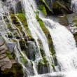 Waterfall Over Moss — Stock Photo #2158243