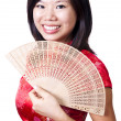 Oriental girl — Stock Photo #2347694